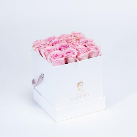 Sensibilité Blanche roses...